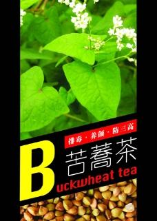 苦荞茶图片