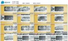 奔驰宝马汽车AE模版
