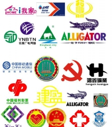 各种实用标志图片