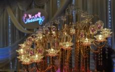 水晶杯塔图片