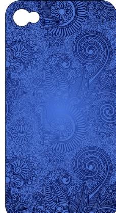 手机壳 花纹图片