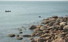 海边石图片