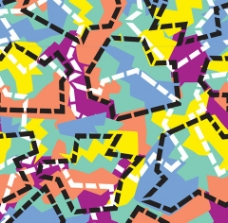 几何形 抽象底纹图片
