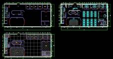 现代办公空间设计图片