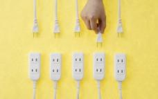 插排 通电源图片