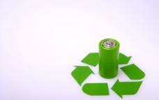 电池 绿色电池图片