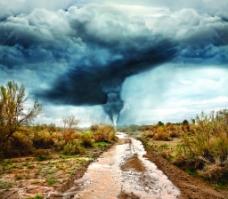 龍卷風圖片