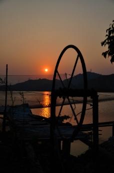 梅林湖图片