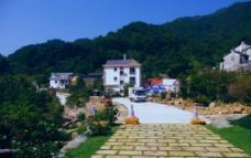 山水 桥溪民俗村 风景图片