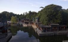 颐和园苏州街图片
