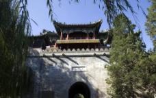 颐和园文昌阁图片