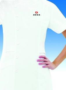 护士形像图片