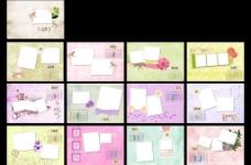 2013台历模板图片
