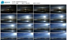 日夜交替快速变化风景高清实拍视频素材