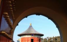天坛公园图片