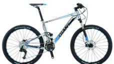 捷安特自行车图片