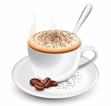 一杯咖啡图片