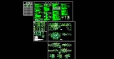 欧式的传达室方案及施工图图片