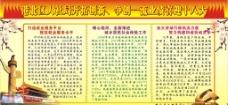 贵港市港北区人社局 党的十八大板报图片