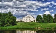 宫殿园林图片