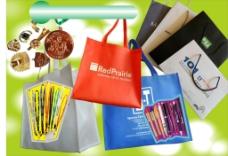 宣传单 袋子 广告笔 徽章图片