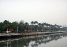 河岸風光图片