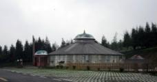 蒙古包图片