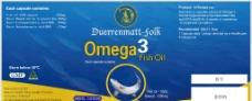 澳大利亚深海鱼油贴标图片