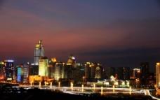 夜景景观图片