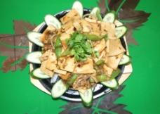 铁板豆腐图片