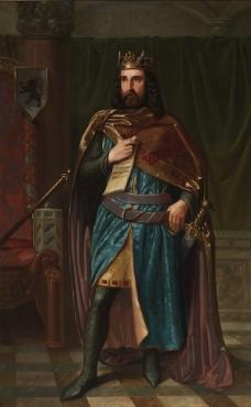 中世纪国王图片