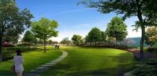 城市草坪公园
