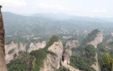 崀山八角寨美景图片