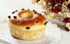 面包蛋糕芝士图片