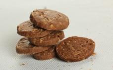 饼干面包桃酥图片
