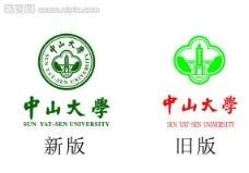 中山大学校徽图片