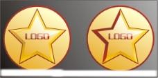 星星标志图片