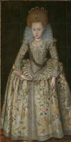 伊莉莎白·斯图亚特公主图片