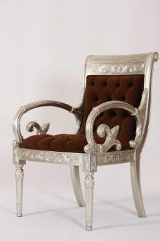 精美单人椅图片