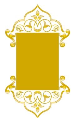 中式边框图片_边框相框