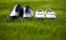 情侣鞋图片