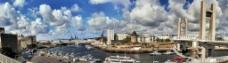城市航运图片