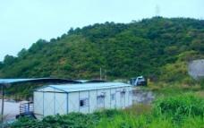 铁建工地 山水风景图片