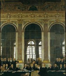 签署和平条约图片