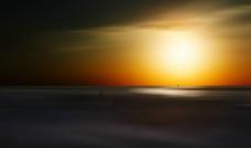 流光溢彩 风景图片