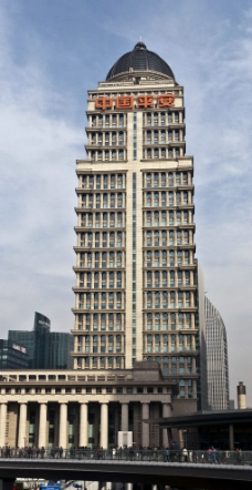 中国平安大楼图片