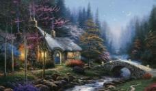 Thomas 托马斯油画图片
