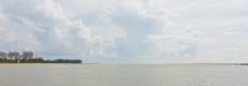 三江入海口图片