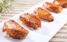 奥尔良烤翅图片