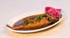 红烧黄鱼图片